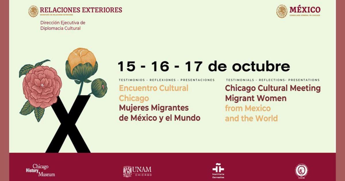 Mujeres Migrantes de México y el Mundo