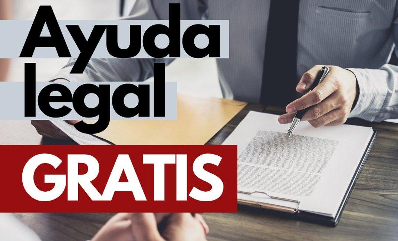 Ayuda legal gratis