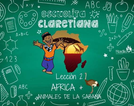 africa para niños