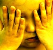 17 casos de violência contra crianças em fevereiro...