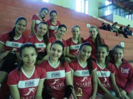 Atletas da Fube participam do 16º Festival Mercosu...
