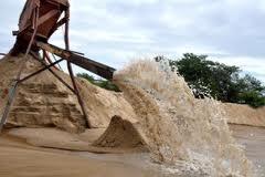 Extração de areia gera nova mobilização em SJB