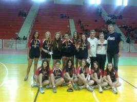 Atletas da FUBE são medalha de prata