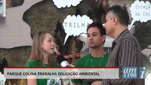 Parque Colina desenvolve projeto ecológico