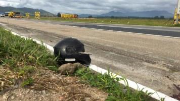 PLANTÃO: Homem morre em grave acidente na BR-101 e...