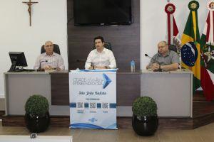 Reunião debate criação de Plano de Recuperação e P...