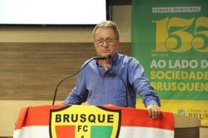 Rezini é pré-candidato à prefeito de Brusque