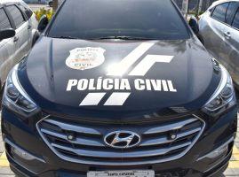 POLÍCIA CIVIL ESCLARECE FALSO SEQUESTRO E PRENDE F...