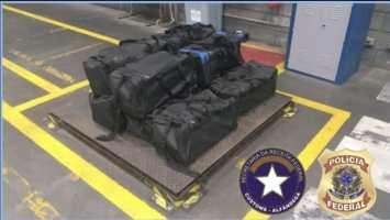 PF deflagra operação de combate ao tráfico interna...
