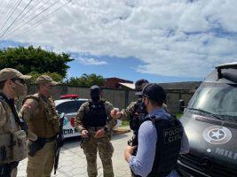 Artefato similar a explosivo foi desarmado em Port...