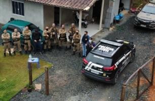 LÍDER DE FACÇÃO CRIMINOSA É PRESO EM SÃO JOÃO BATI...