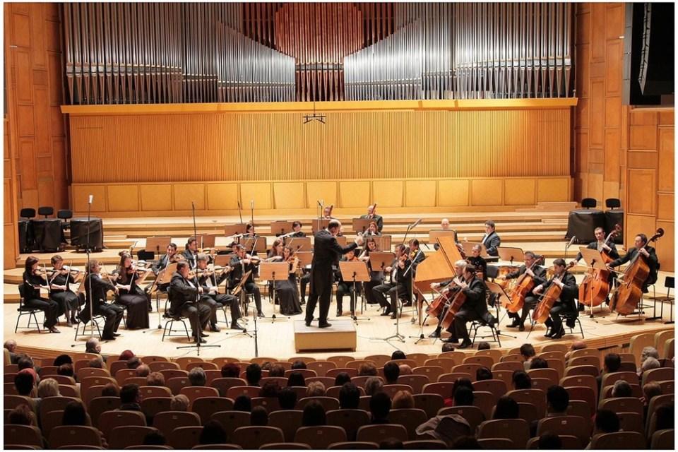 Orchestra de Camera Radio Foto Alexandru Dolea