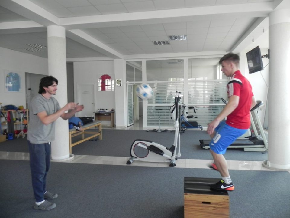 La Physiokinetic se recupereaza si sportivii