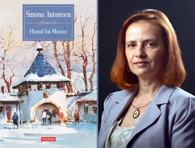 Simona Antonescu-Hanul lui Manuc