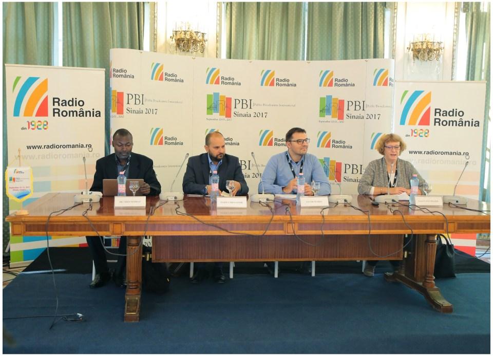 cPBI 2017 - Public Media Alliance (PMA) - Foto. Alexandru Dolea