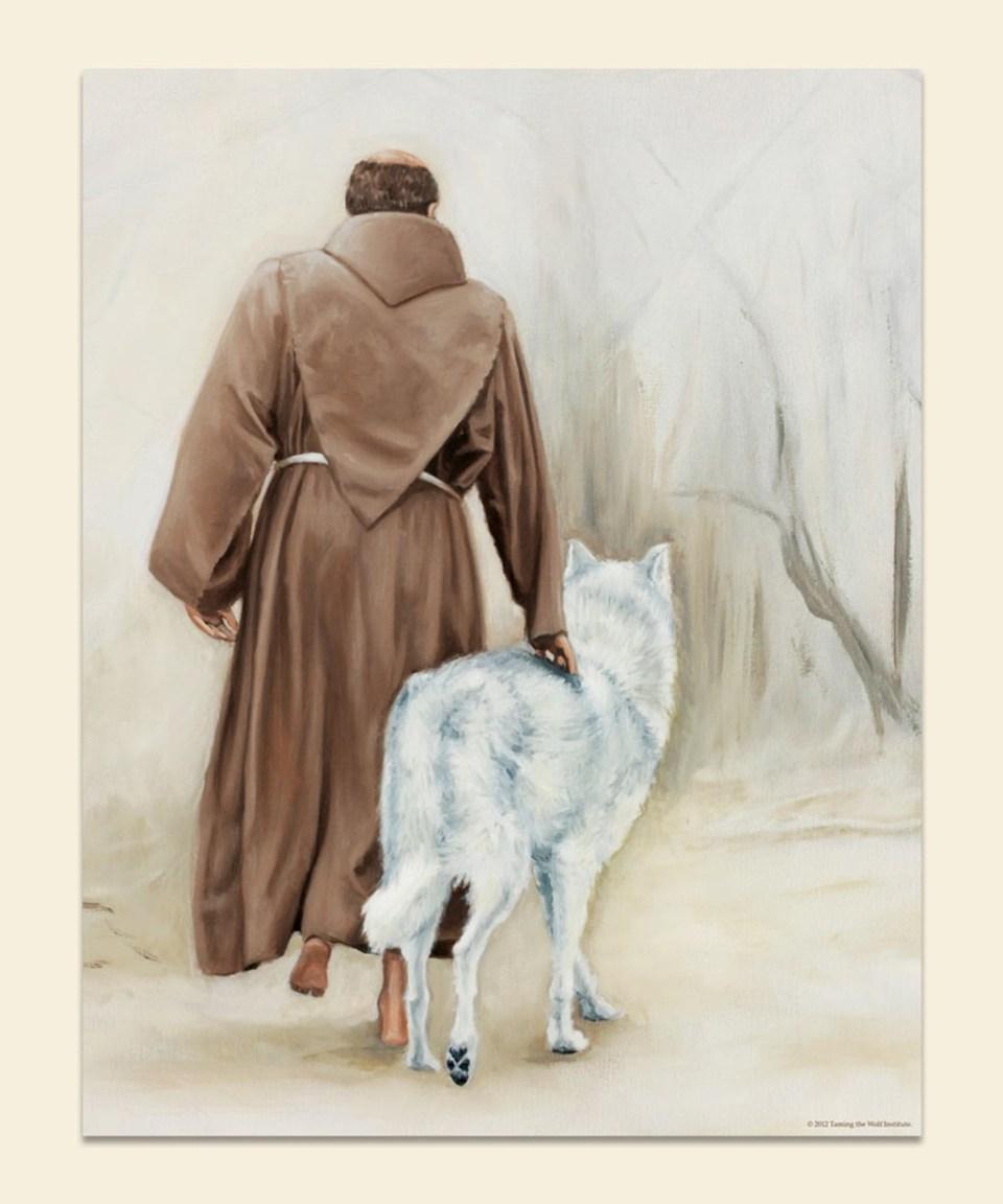 editia 53 - imaginea II Sf Francis de Assisi
