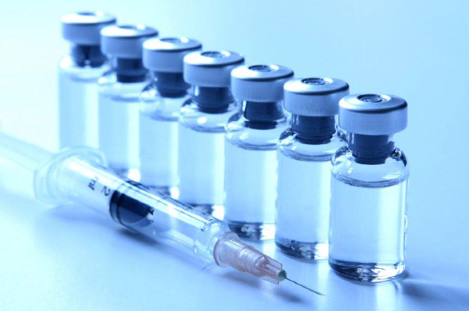 vaccin doze seringa