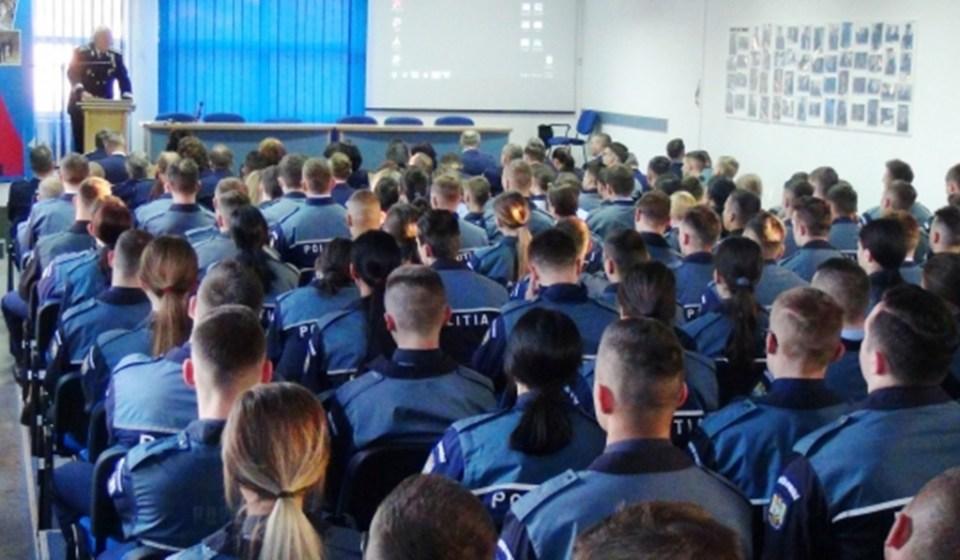 admitere scoli de politie