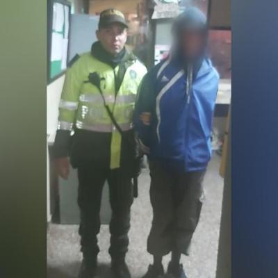En Bogotá capturaron a hombre que incineró en vida a su perro de raza Pitbull