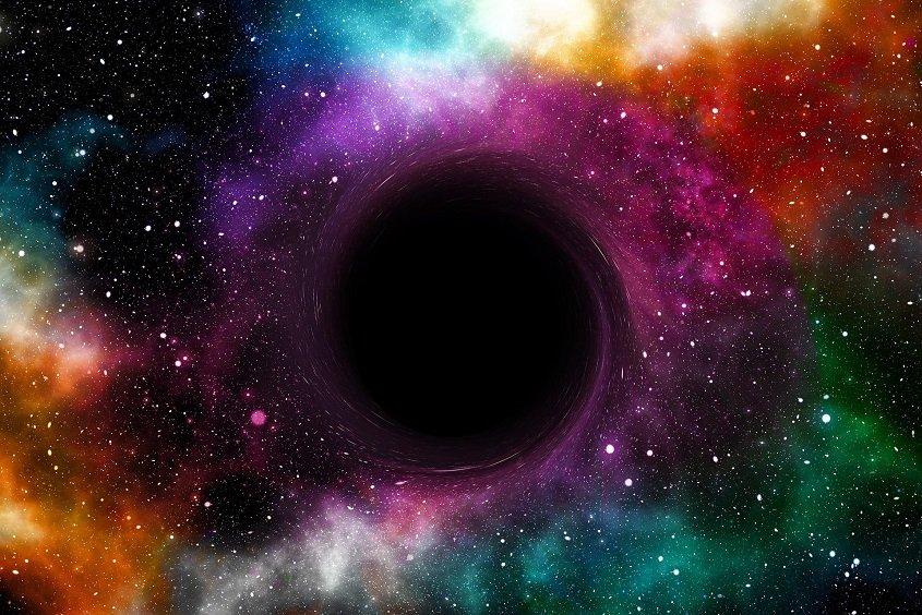 de donde vienen los agujeros negros
