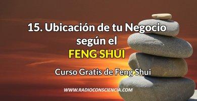 Ubicación negocio feng shui