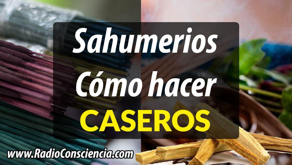 Cómo hacer sahumerios Casero