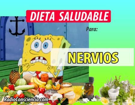 Dieta para Calmar los Nervios