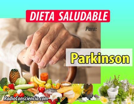 Dieta para el Parkinson