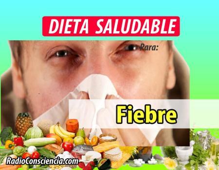 Dieta para la Fiebre