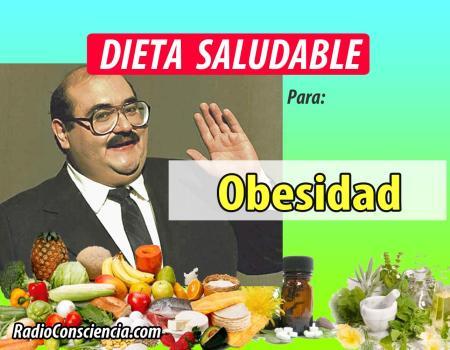 Dieta para la Obesidad