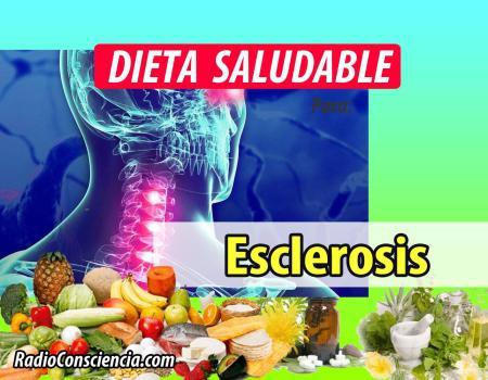 Dieta para la esclerosis múltiple