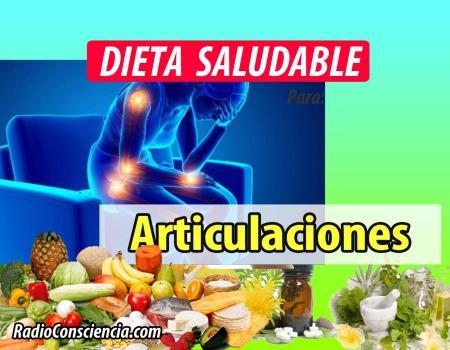 Dieta para las Articulaciones