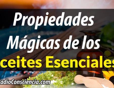 Propiedades Mágicas de los Aceites Esenciales