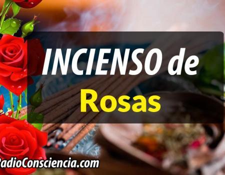 Propiedades Mágicas del Incienso de Rosas