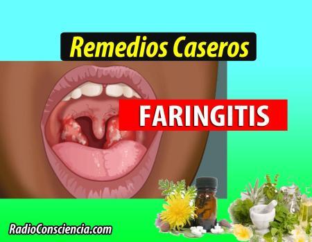 Remedio para la Faringitis