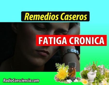 Remedio para la Fatiga Crónica