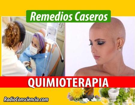 Remedio para la Quimioterapia