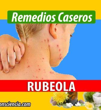 Remedio para la Rubeola