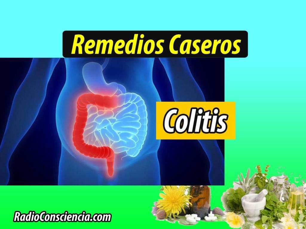 Remedio para la colitis ulcerosa