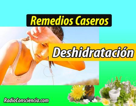 Remedio para la Deshidratación