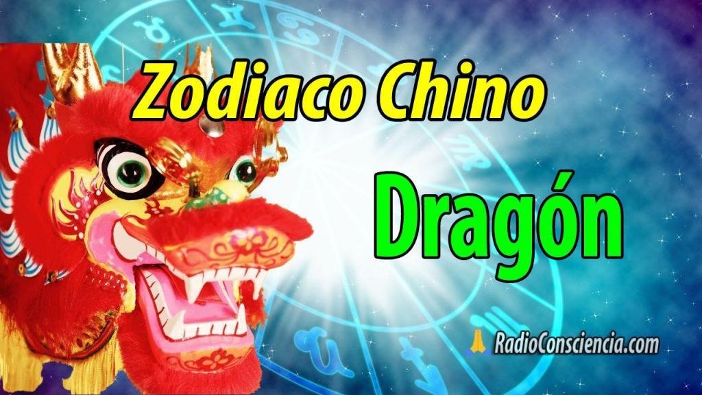 Horoscopo chino Dragón