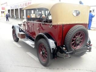 Austin 20, un retromobil rar întâlnit