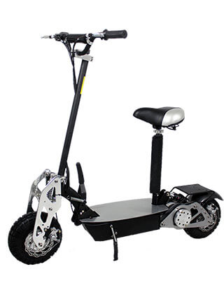 Ps 1200 Watt Fast Electric Scooter With Removable Seat
