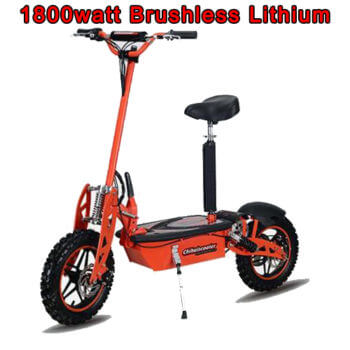 1800watt-Brushless-Lithium-electric- scooter