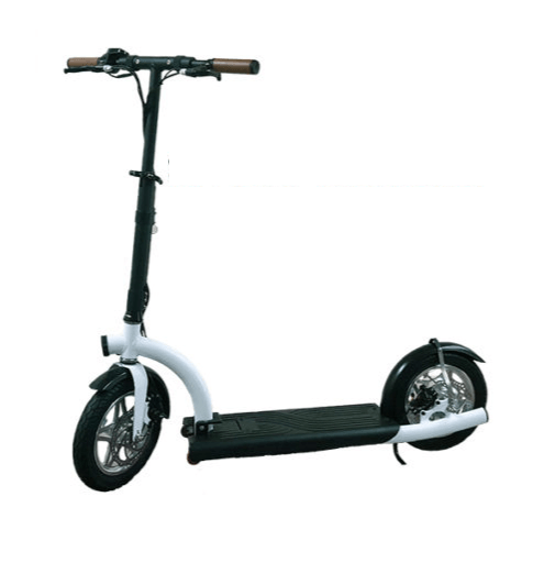 PS-500 Litium Electric Kick Scooter white