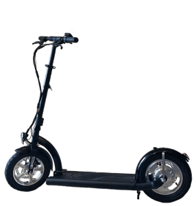 500 watt Lithium Electric Scooter black
