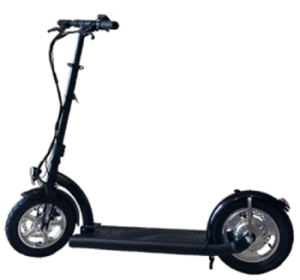 500 watt Lithium Electric kick Scooter black