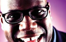 Carl Cox smily face