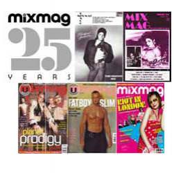 MixMag 25 Years