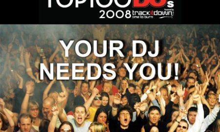 Top 100 DJ Mag